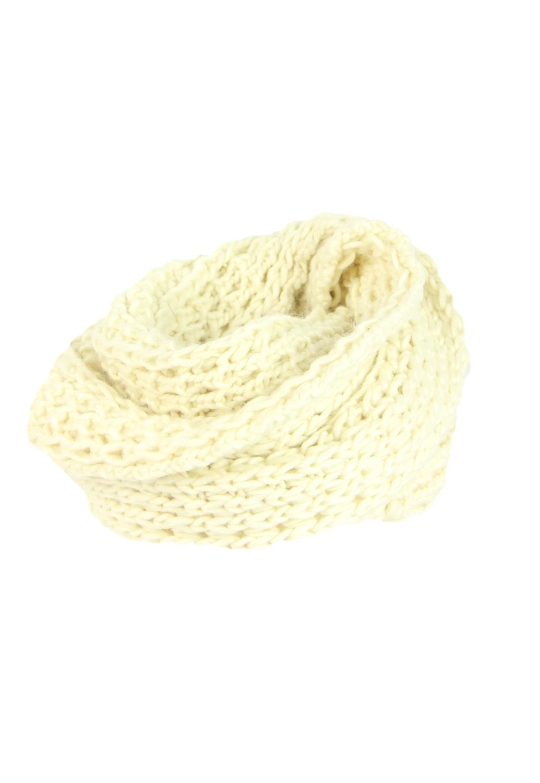 Fular ZARA Knitty Light Beige