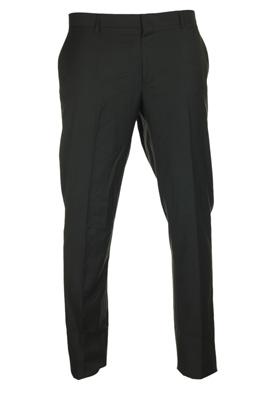 Pantaloni de stofa Piazza Italia Colle Black | Kurtmann.ro