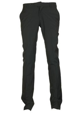 Pantaloni de stofa Piazza Italia Lisle Black | Kurtmann.ro