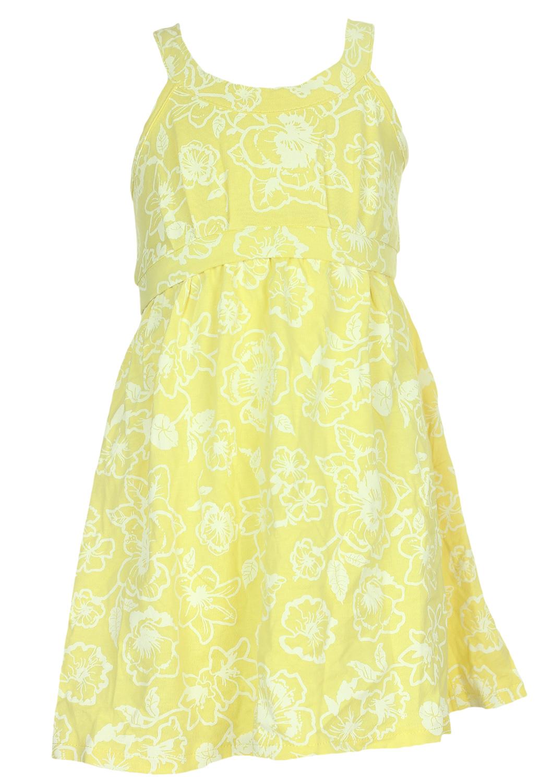 Rochie Lefties Shontel Yellow