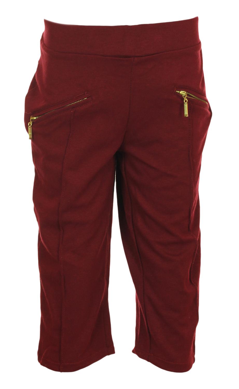 Pantaloni ZARA Haller Dark Red