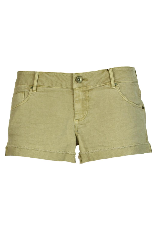 Pantaloni scurti Pull and Bear Frenzy Light Green
