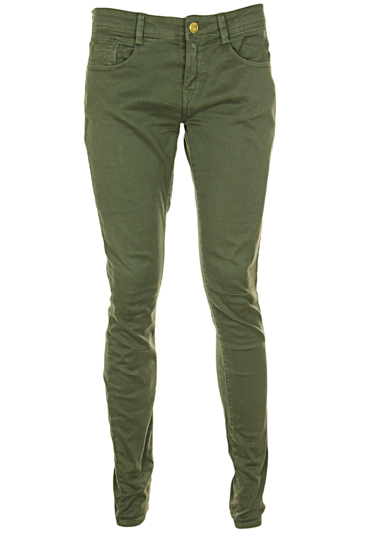 Pantaloni ZARA Ytaca Dark Green