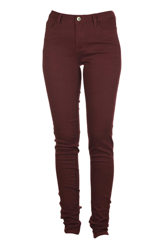 Pantaloni VILA Niche Dark Purple, preturi, ieftine