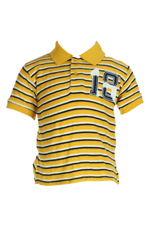 Tricou Polo Lefties Varteri Yellow