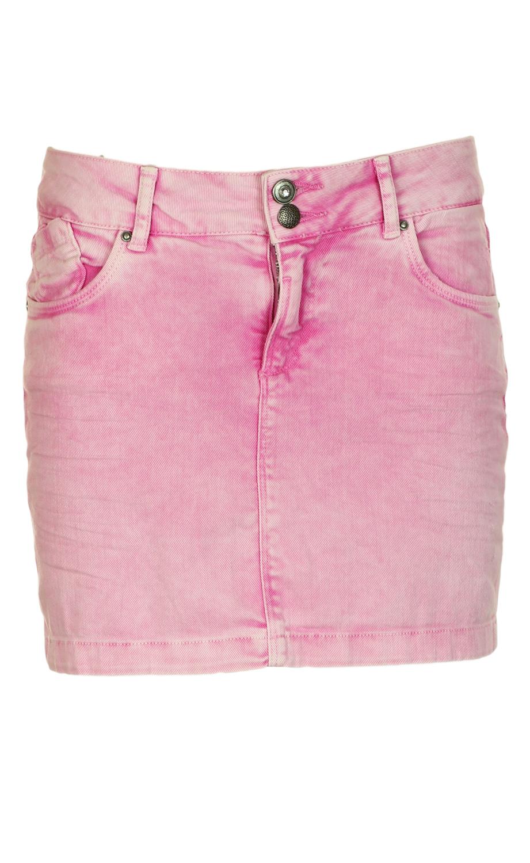 Fusta Pimkie Filter Pink