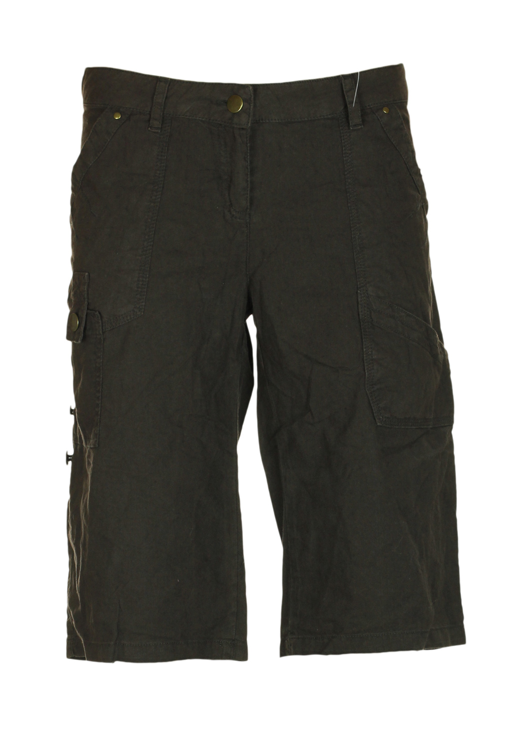 Pantaloni Tally Weijl Colle Dark Brown