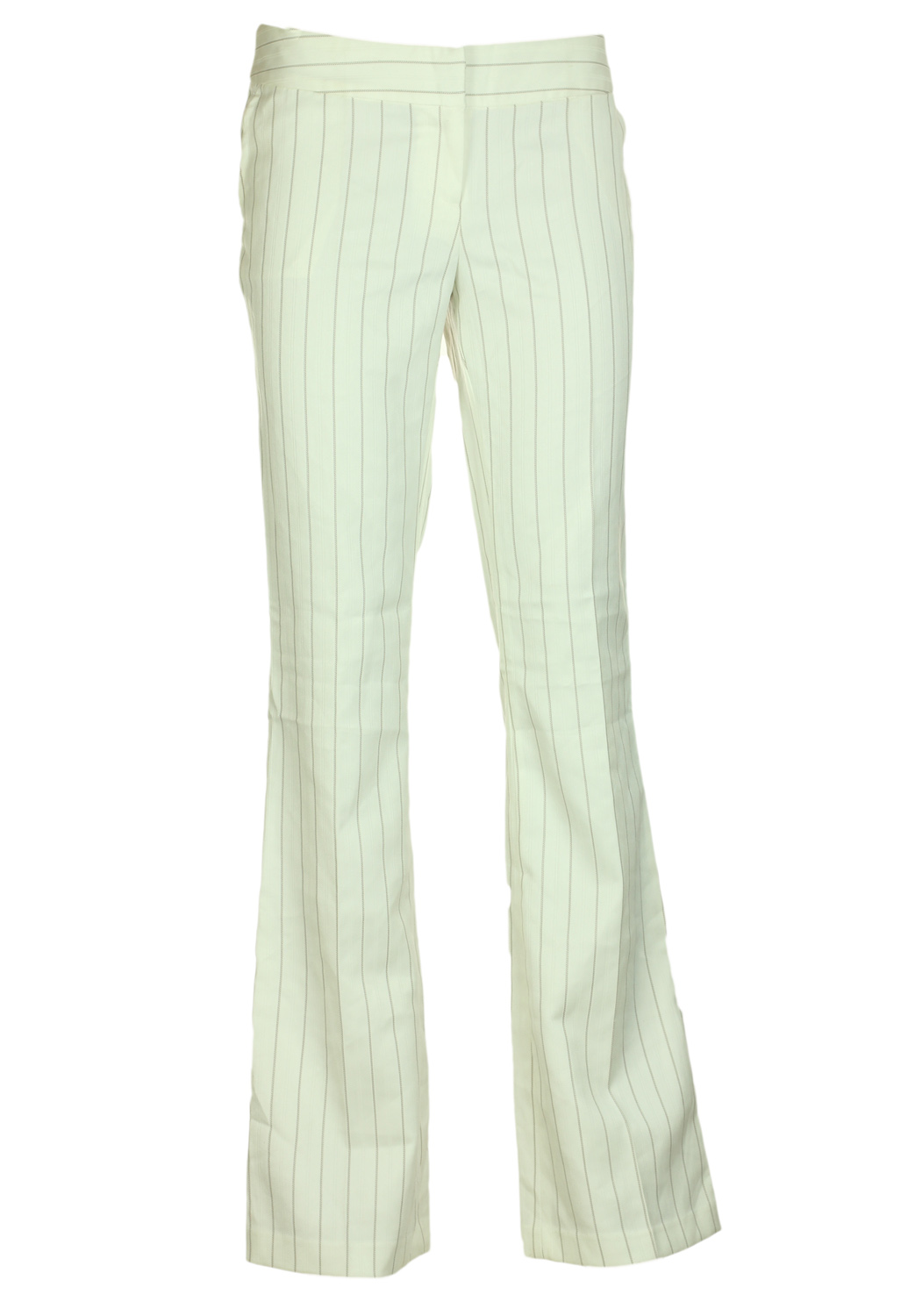 Pantaloni de stofa Tally Weijl Miley Light Beige