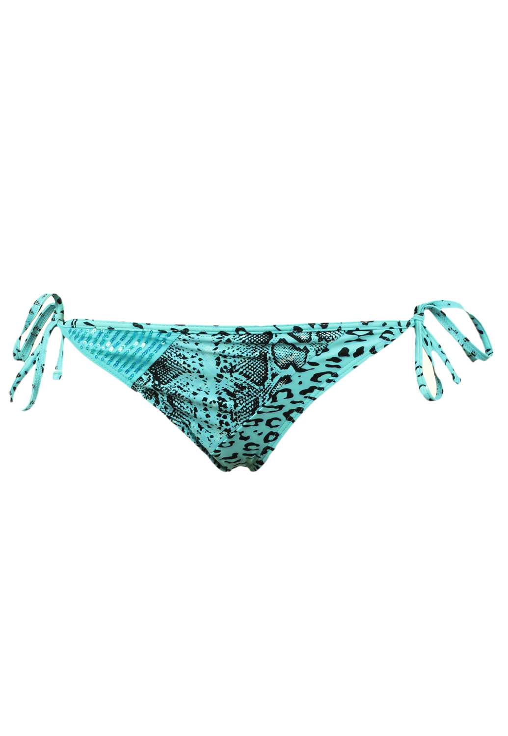 Slip de baie Tally Weijl Flies Blue