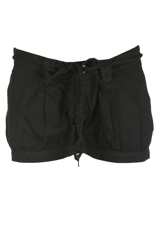 Pantaloni scurti Tally Weijl Simpo Black, preturi, ieftine