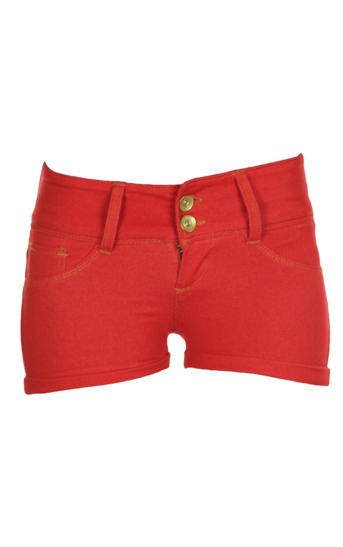 Pantaloni scurti Tally Weijl Relax Red