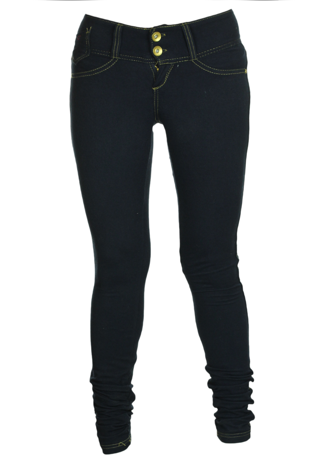 Pantaloni Tally Weijl Piett Dark Blue