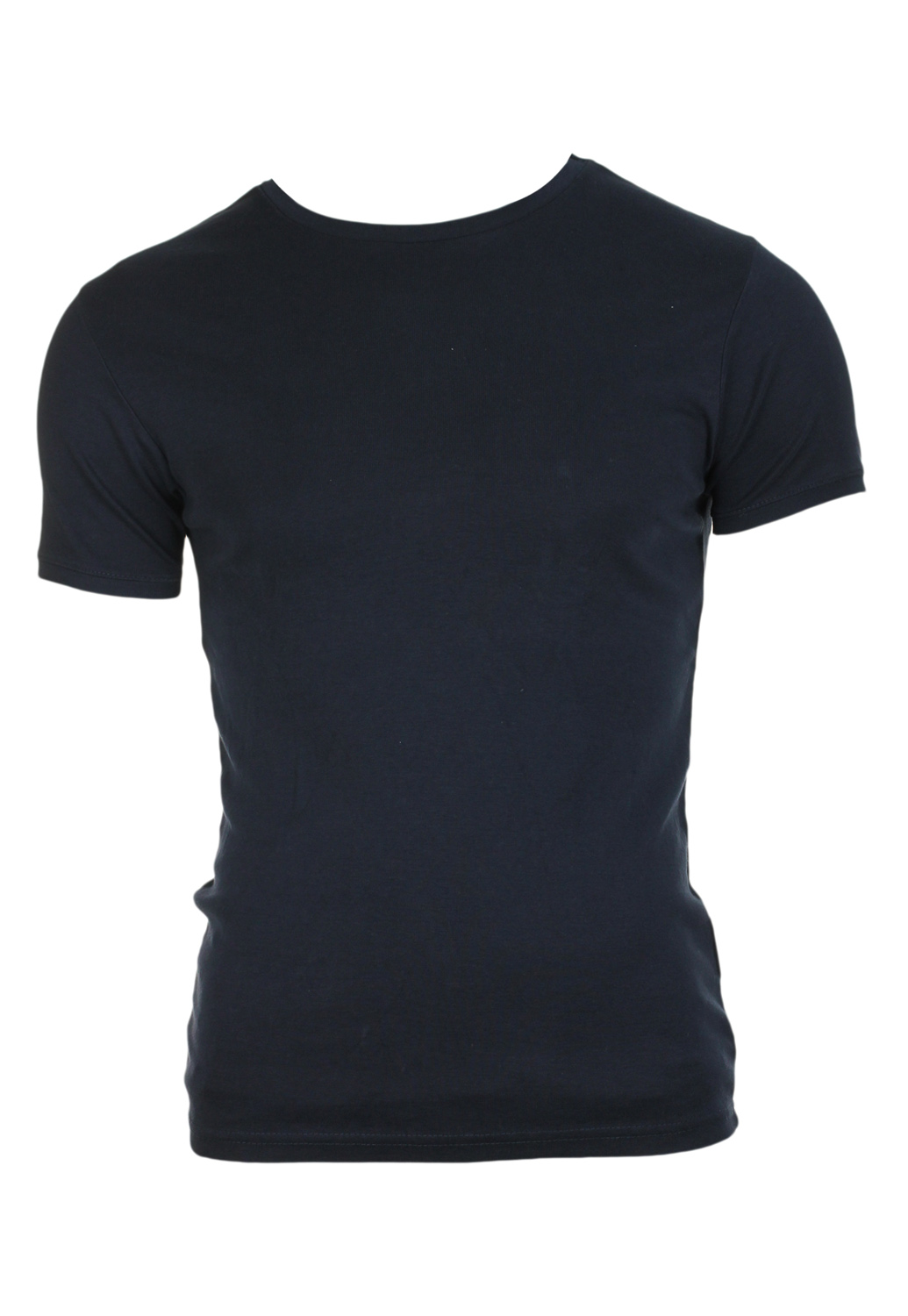 Tricou Pull and Bear Deer Dark Blue