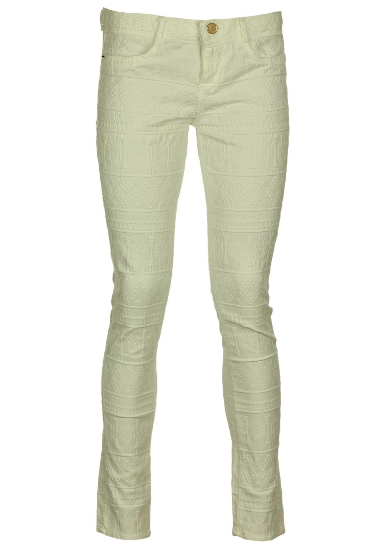 Pantaloni Bershka Laveh White