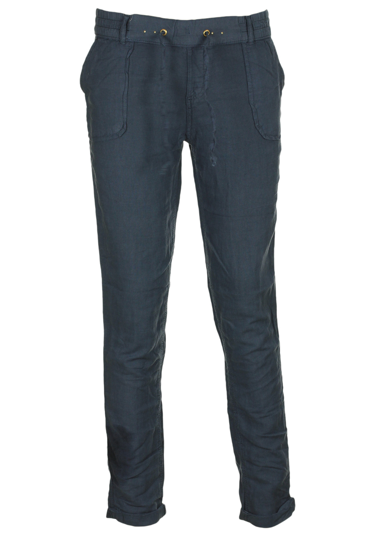 Pantaloni sport Bershka Shade Dark Blue