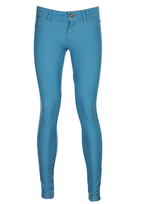 Pantaloni Bershka Hertha Blue