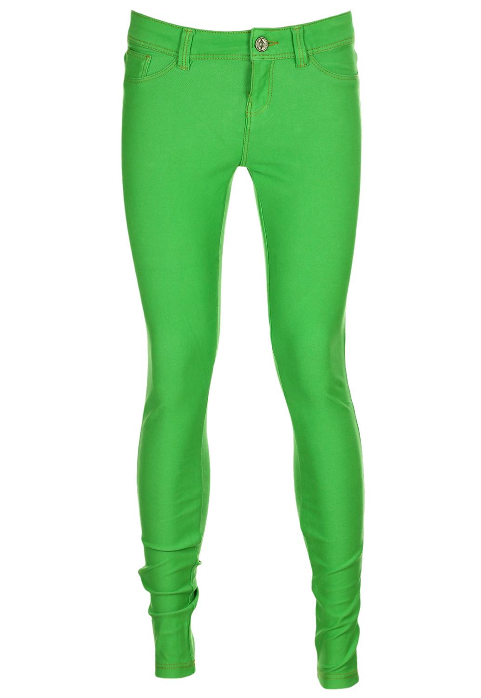 Pantaloni Bershka Simpo Green