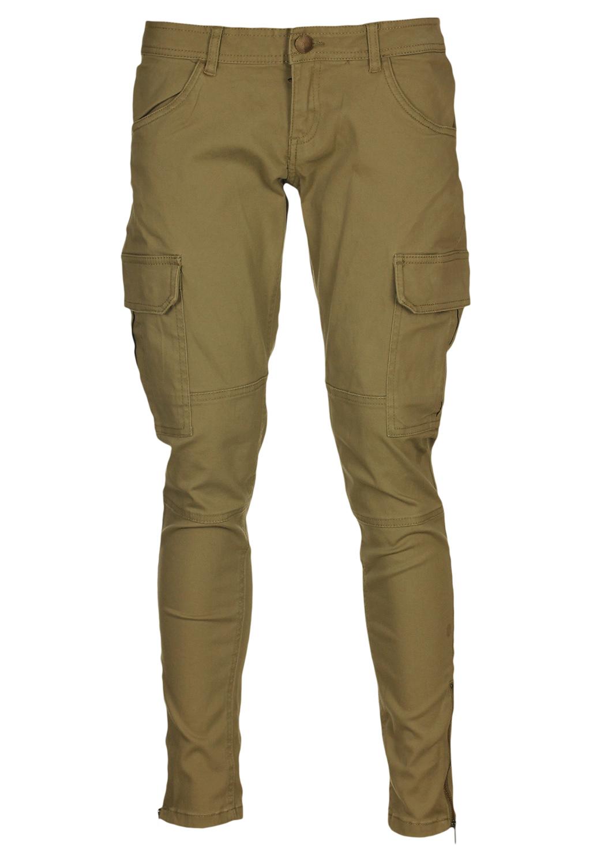 Pantaloni Terranova Simple Light Brown