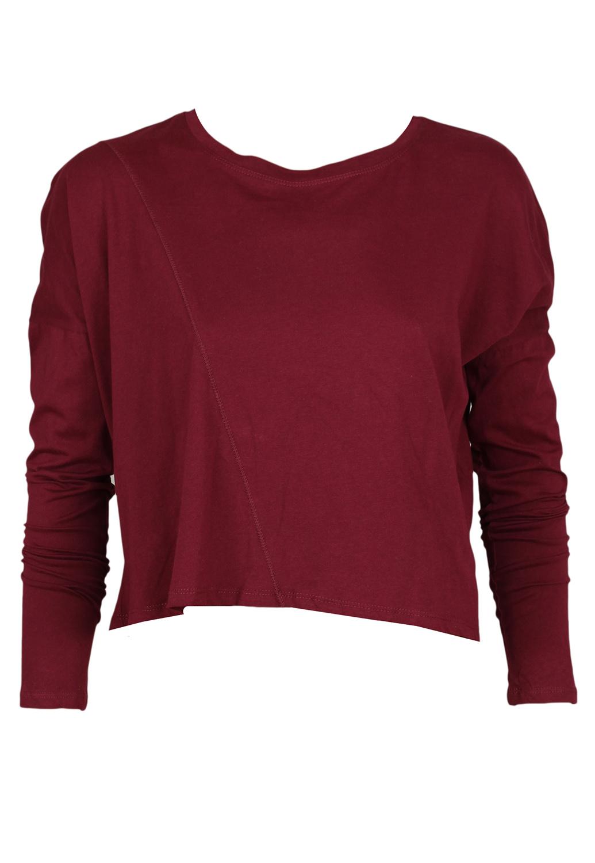 Bluza Zara Wendy Dark Red