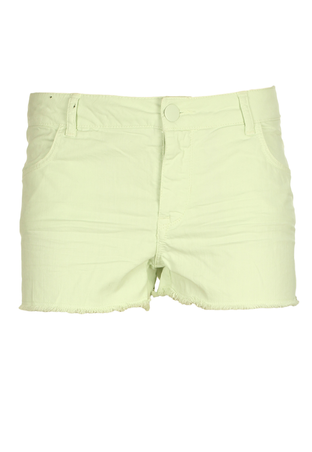 Pantaloni scurti Pimkie Basic Light Green, preturi, ieftine