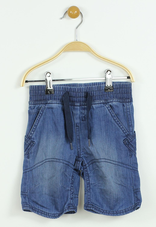 Pantaloni Scurti Name It Fahne Blue