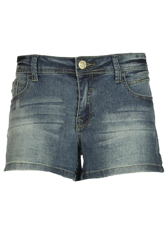 Pantaloni scurti Pimkie Unia Blue, preturi, ieftine