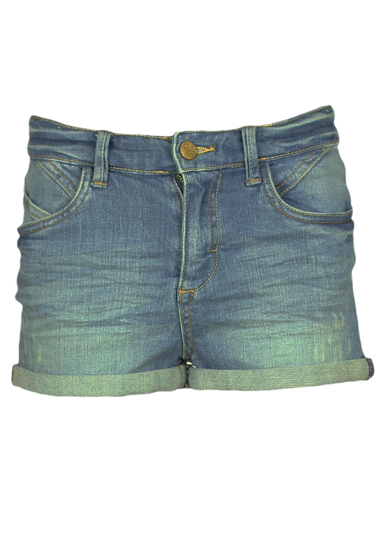 Pantaloni scurti Pimkie Jappe Blue, preturi, ieftine