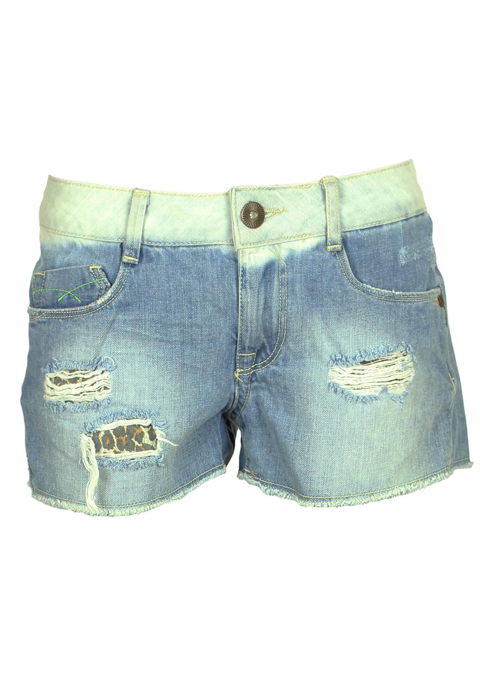 Pantaloni scurti Pimkie Outy Light Blue, preturi, ieftine