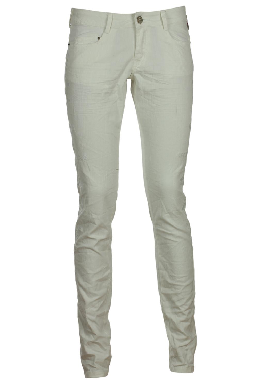 Pantaloni Pimkie Marter White