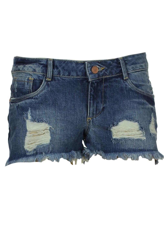 Pantaloni scurti Pimkie Heigh Blue