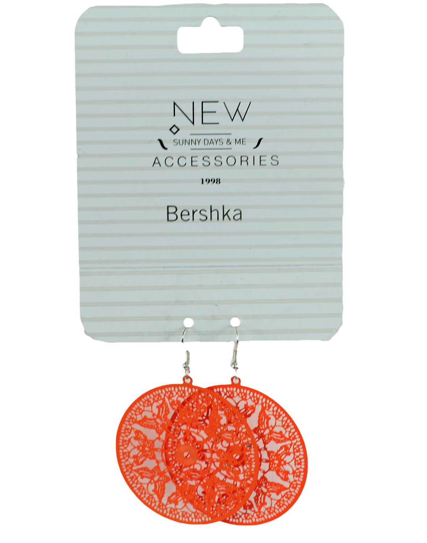 Cercei Bershka Unata Orange