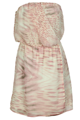 Rochie Bershka Shaft Light Pink | Kurtmann.ro