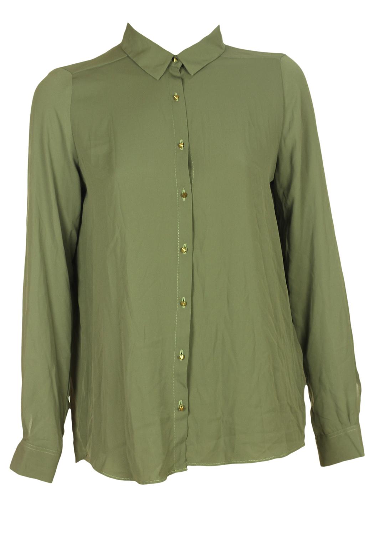 Camasa Pimkie Tela Dark Green, preturi, ieftine