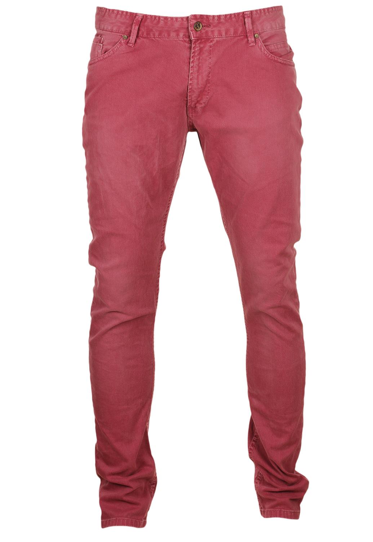 Pantaloni ZARA Flies Dark Pink