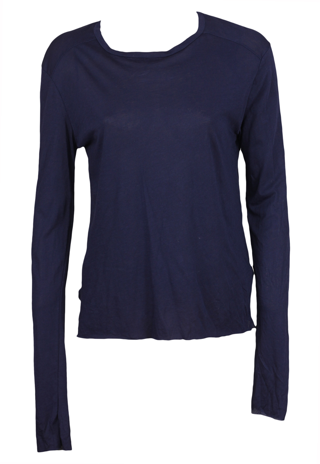 Bluza ZARA Basic Dark Blue