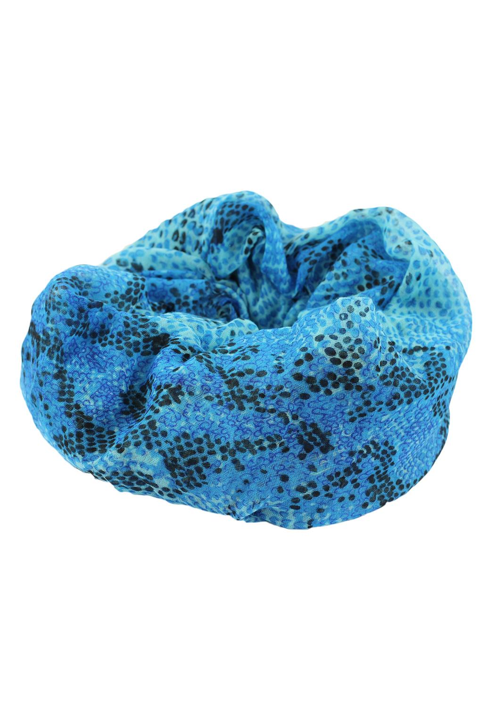Esarfa Pull and Bear Simette Blue