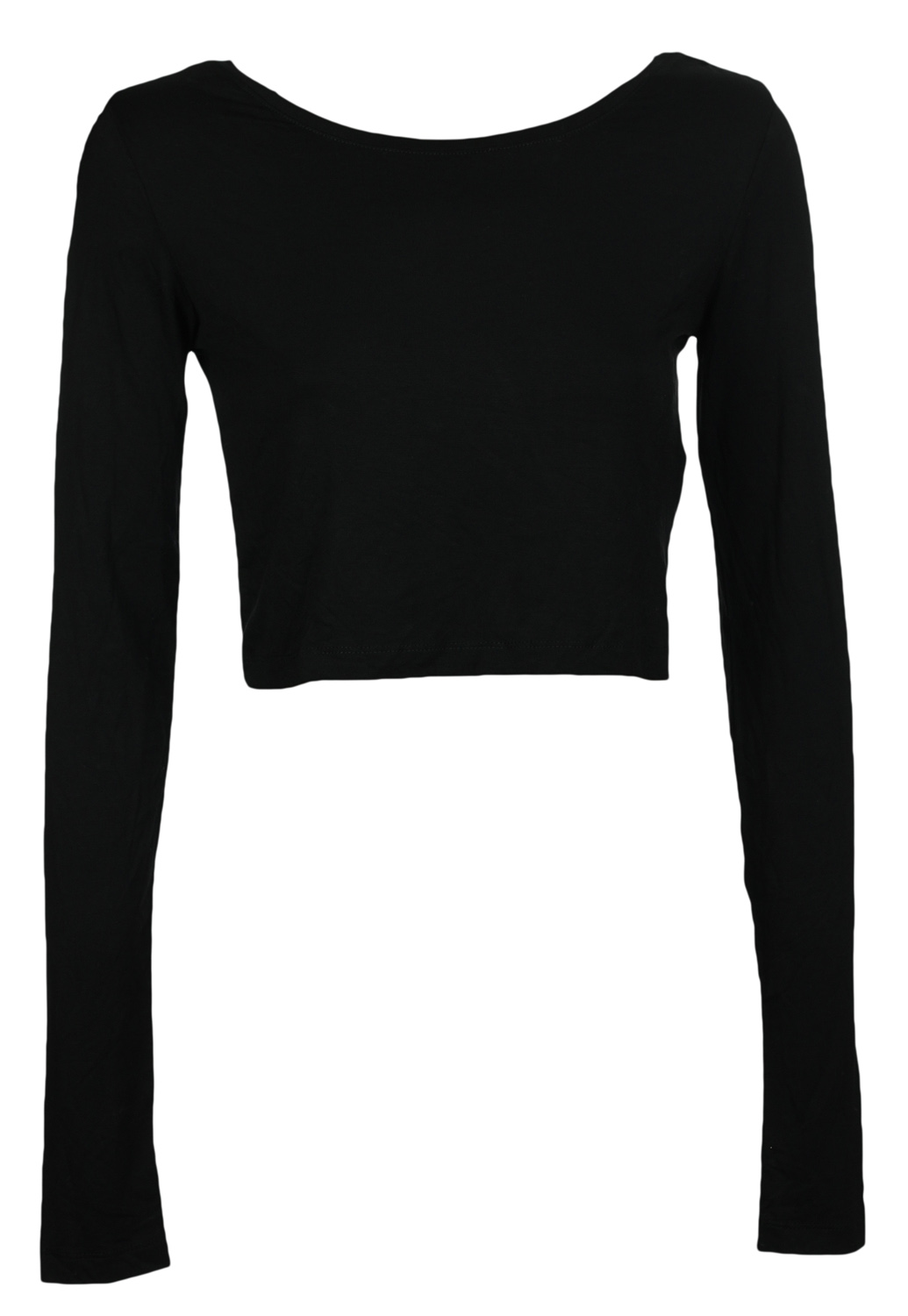 Bluza Stradivarius Whisper Black