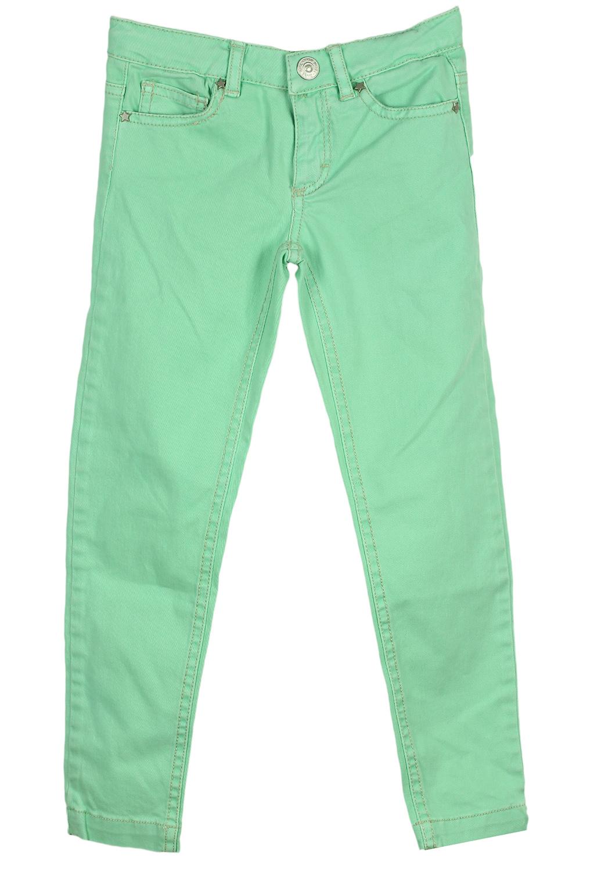 Pantaloni ZARA Lisle Light Green