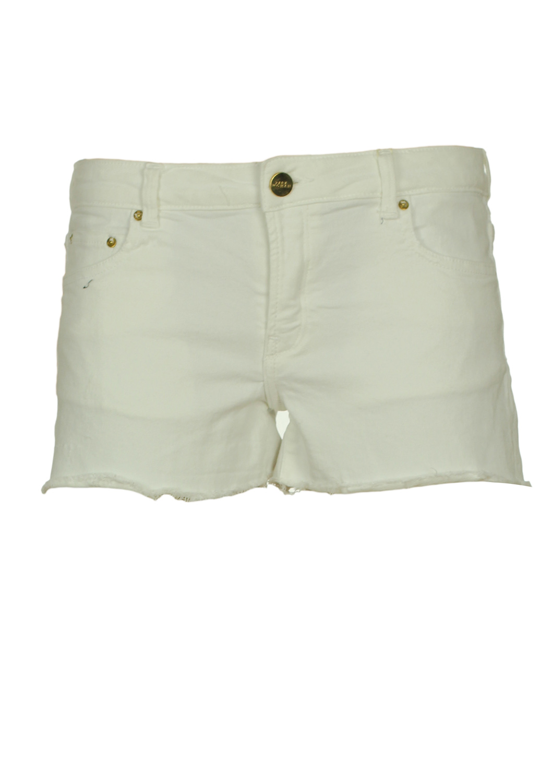 Pantaloni scurti ZARA Baddo White