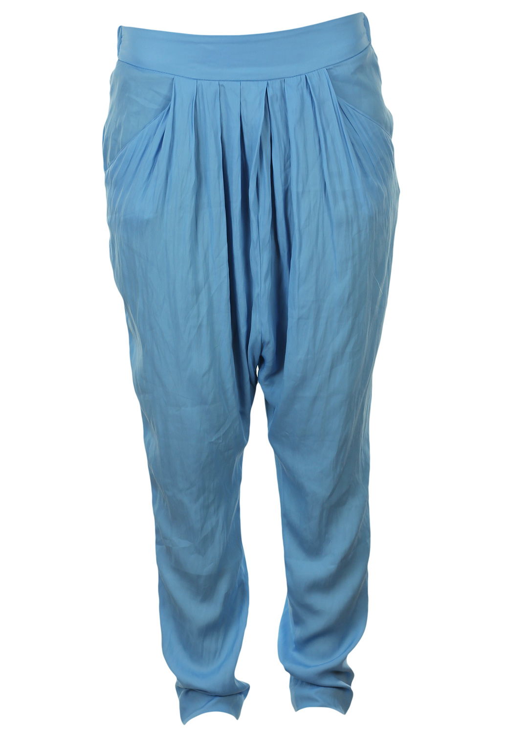 Pantaloni ZARA Shaft Light Blue