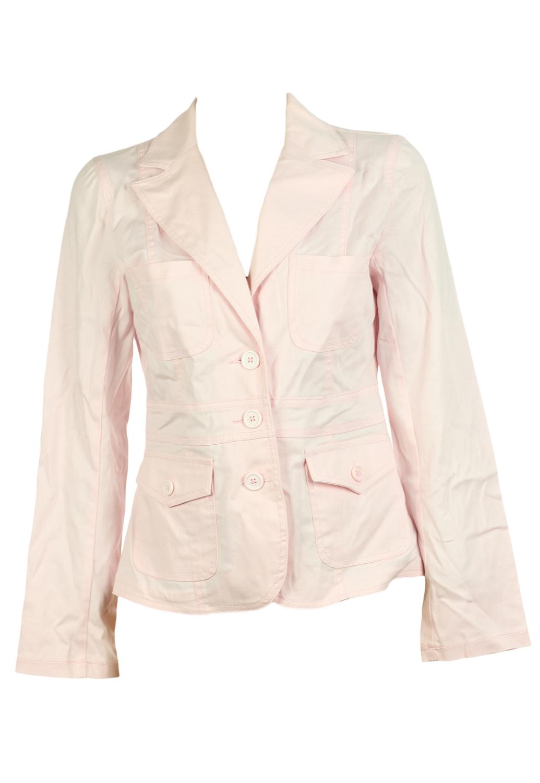 Jacheta Tally Weijl Dante Light Pink, preturi, ieftine