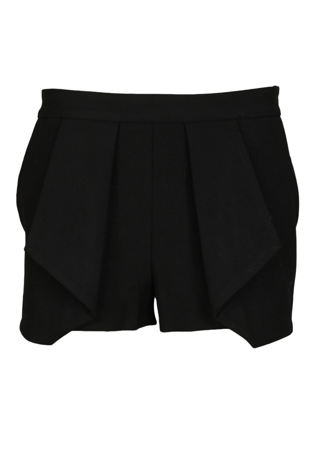 Pantaloni scurti ZARA Shaft Black