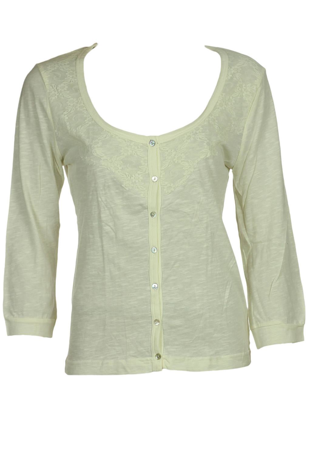 Jerseu Pull And Bear Jeannsy Light Beige