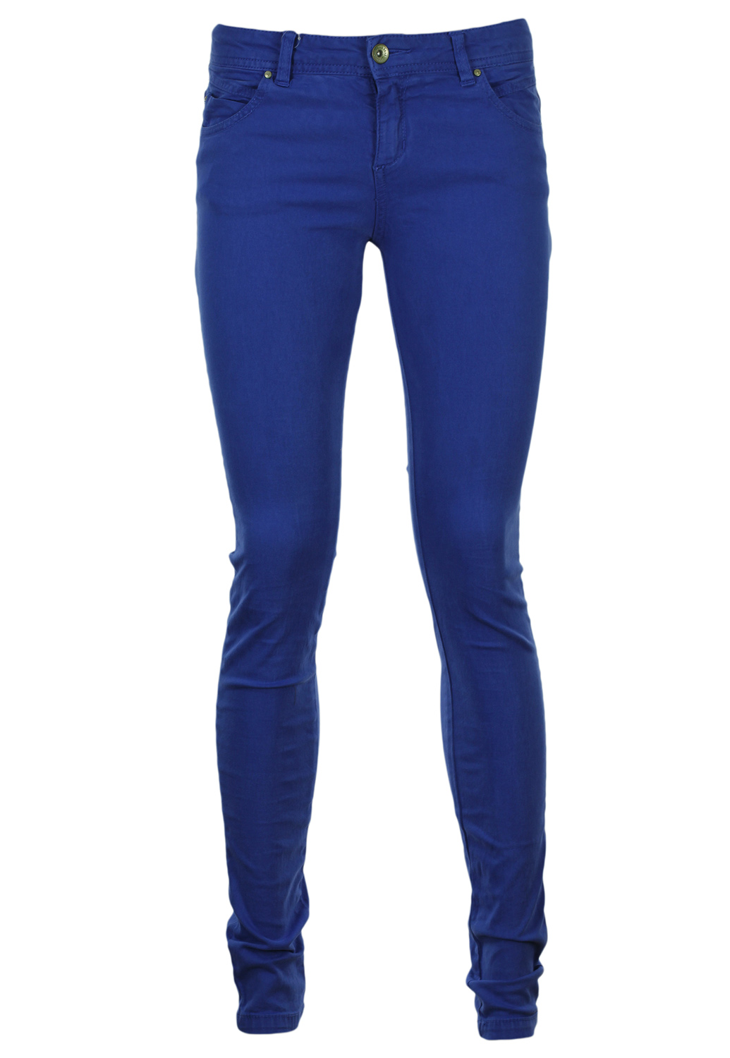 Pantaloni Pull and Bear Gomme Blue