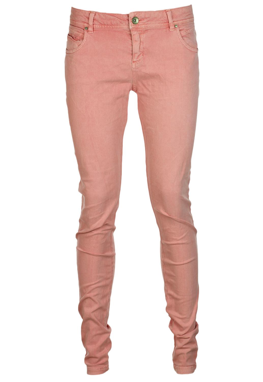 Pantaloni Pull And Bear Simple Pink