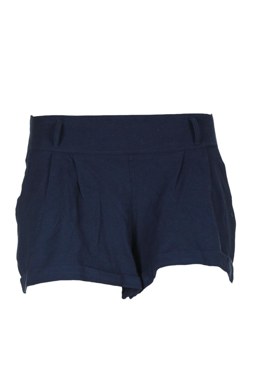 Pantaloni scurti Pull and Bear Filter Dark Blue
