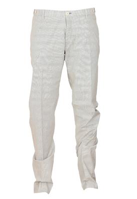 Pantaloni Massimo Dutti Jaimer Light Beige | Kurtmann.ro