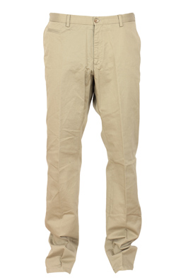 Pantaloni Massimo Dutti Ladune Light Brown | Kurtmann.ro
