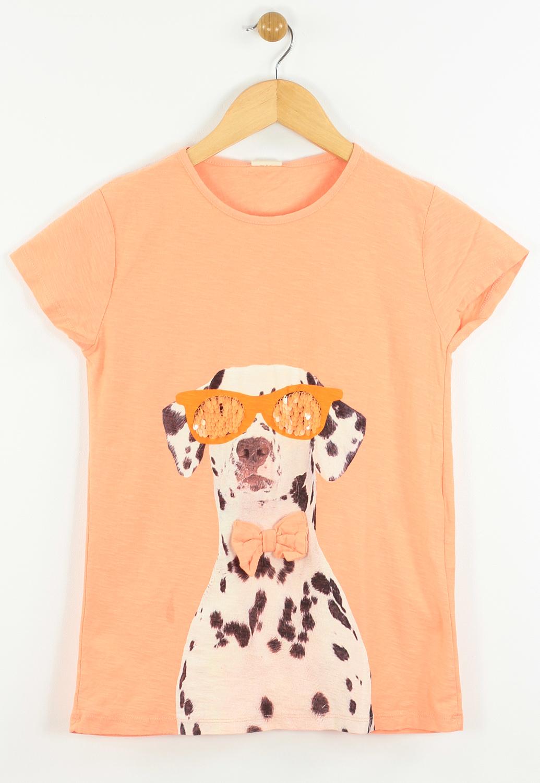 Tricou ZARA Laveh Orange