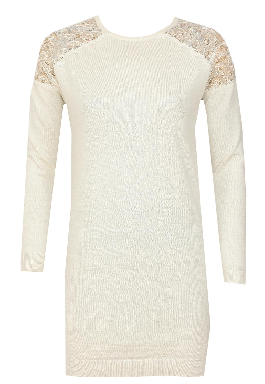 Pulover ASOS Collection White